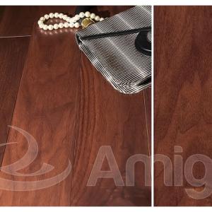 Массивная доска AMIGO-Экзотические породы(массив) Орех Американский Арабика